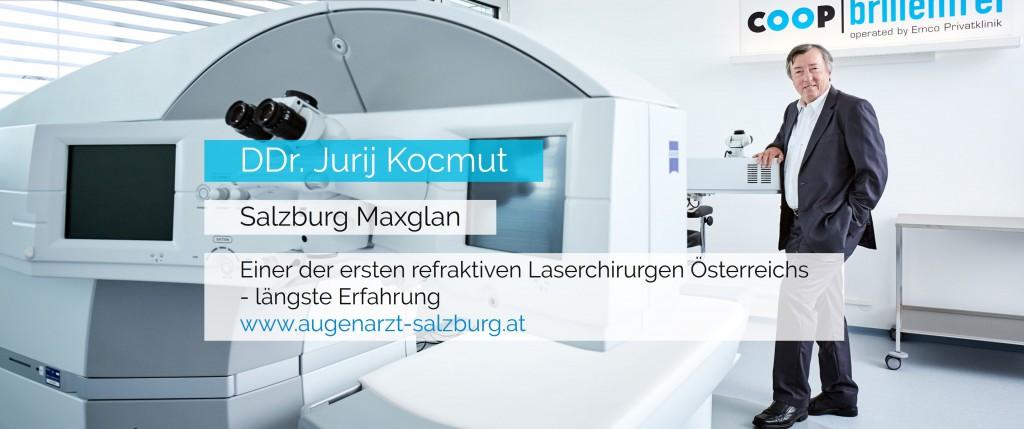 Laser Brillenersatz Emco Klinik Dr. Kocmut
